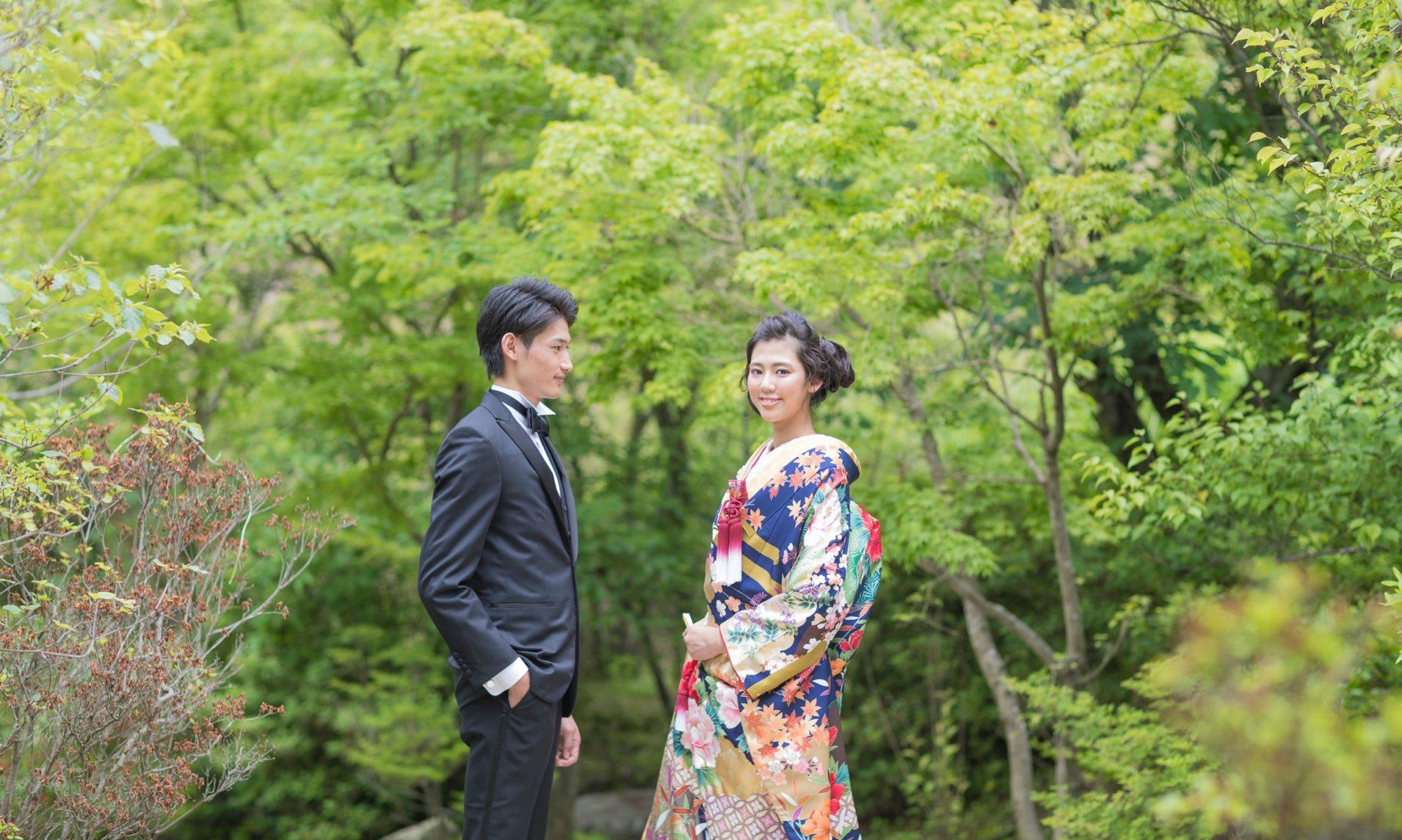 阿蘇迎賓館 縷々‐熊本でレストランウェディング